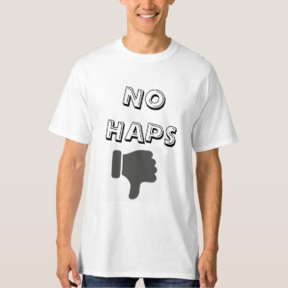 偶然無し(出来事) Tシャツ