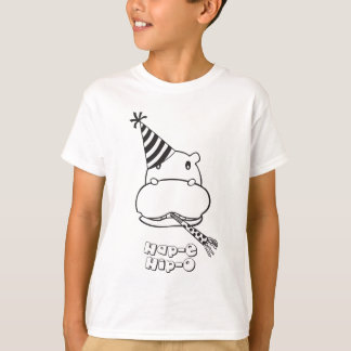 偶然Eのお尻O Tシャツ