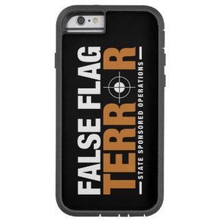 偽の旗の恐怖のiPhone 6/6sの場合 Tough Xtreme iPhone 6 ケース