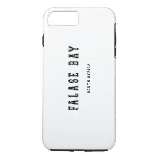 偽湾南アフリカ共和国 iPhone 8 PLUS/7 PLUSケース