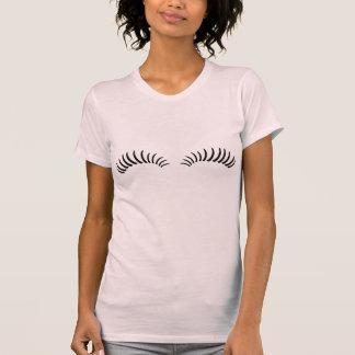 偽目の鞭 Tシャツ