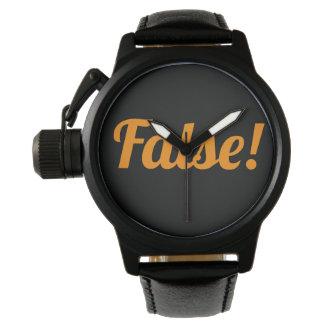 偽! 一流の腕時計! ハロウィンのため 腕時計