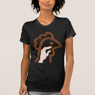 偽Chicken_2 Tシャツ
