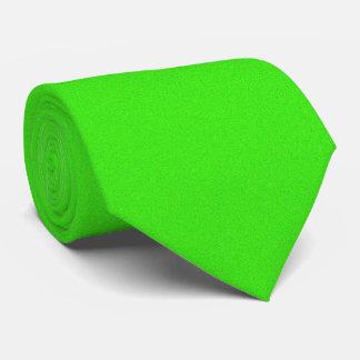 傑作の1111年の道化師の緑 ネクタイ
