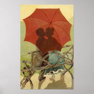 傘の恋人 ポスター