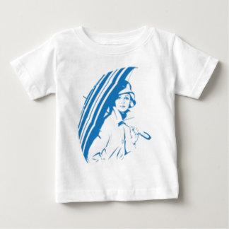 傘 ベビーTシャツ