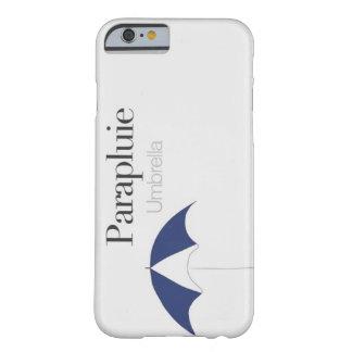 傘 BARELY THERE iPhone 6 ケース