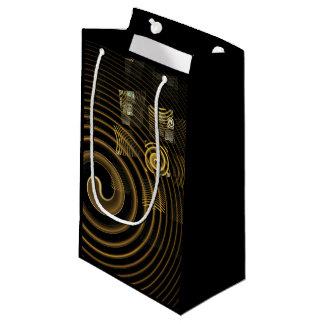 催眠の抽象美術 スモールペーパーバッグ