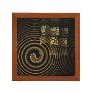 催眠の抽象美術 ペンスタンド