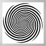 催眠の螺線形 ポスター