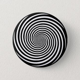 催眠の螺線形 5.7CM 丸型バッジ
