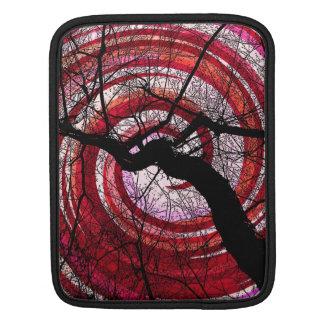 催眠性の自然 iPadスリーブ