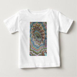 催眠性の螺線形 ベビーTシャツ