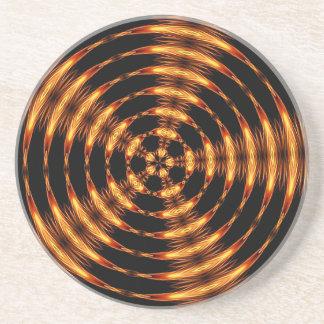催眠性の金ゴールド コースター