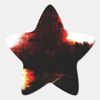 催眠術をかけて下さい 星シール