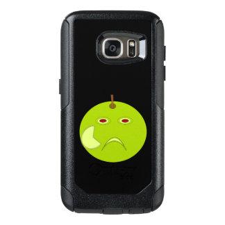 傷のハロウィンの電話箱が付いている邪悪なApple オッターボックスSamsung Galaxy S7ケース