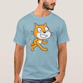 傷猫のワイシャツ(メンズ) Tシャツ