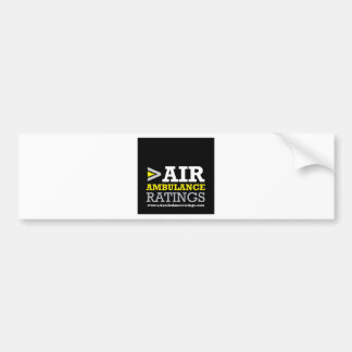 傷病者輸送機およびMedical Flight Companyの評価 バンパーステッカー