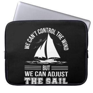 傾斜した制御風を航海することは帆を調節できます ラップトップスリーブ