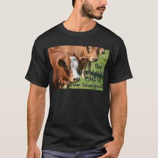 傾斜した私達を見つけて下さい Tシャツ