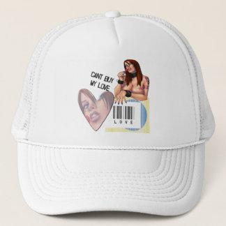 傾斜した買物私の愛-帽子 キャップ