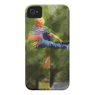 傾斜路のスケートボード Case-Mate iPhone 4 ケース