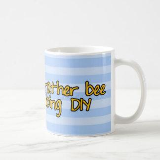働きバチ-便利屋 コーヒーマグカップ