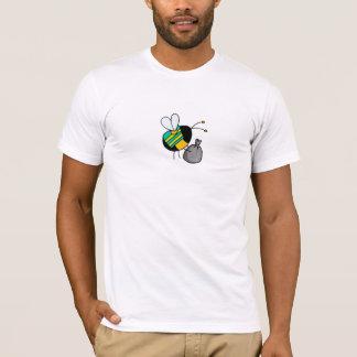 働きバチ-公衆衛生の労働者txt無し tシャツ