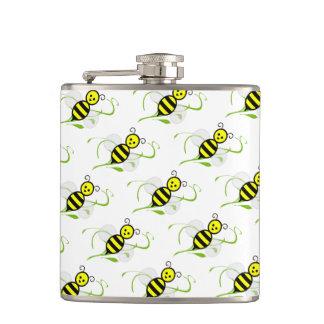 働き者の蜜蜂 フラスク