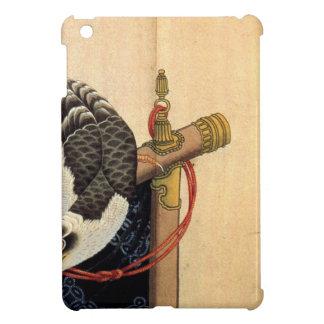 儀式のタカはKatsushika Hokusaiを待機します iPad Miniケース