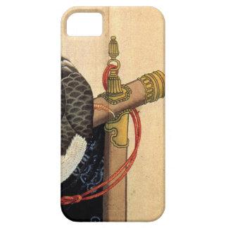儀式のタカはKatsushika Hokusaiを待機します iPhone SE/5/5s ケース