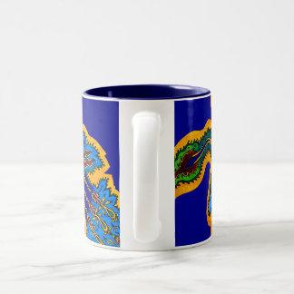儀式のマグ ツートーンマグカップ