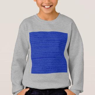 優れたな高等学校文字デザインなIII SweatshirtKid スウェットシャツ