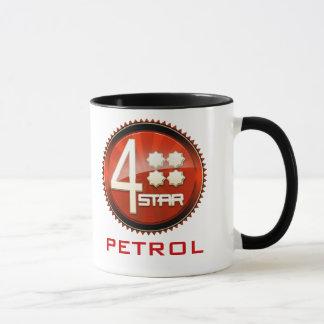 優秀なガソリンロゴのマグ マグカップ