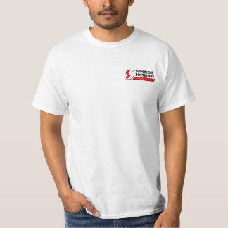 優秀なソフトウェアロゴ(小さい) Tシャツ