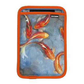 優美なコイII iPad MINIスリーブ