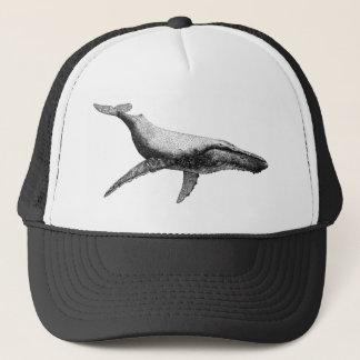 優美なザトウクジラ キャップ