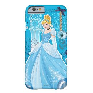 優美なシンデレラ- BARELY THERE iPhone 6 ケース