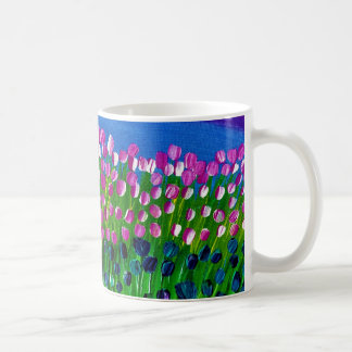優美なチャーム コーヒーマグカップ