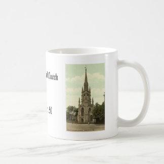 優美、優美は、主教ChurchCharleston、SCに与えます コーヒーマグカップ