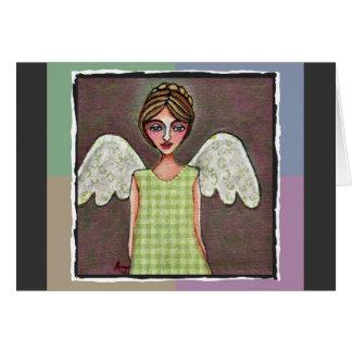 優美-挨拶状の天使 カード