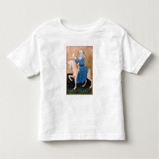 優雅な咳払いで出すことの場面 トドラーTシャツ