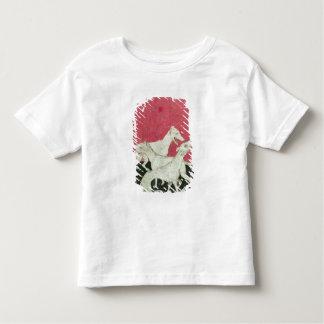 優雅なhawkinの場面 トドラーTシャツ