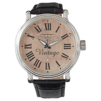 優雅に老化するヴィンテージ| 腕時計