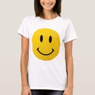 元のスマイリーフェイス Tシャツ