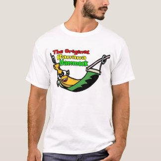 元のバナナのハンモック Tシャツ