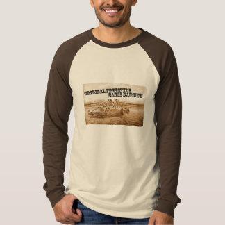 元のフリースタイルのカヌーの踊り Tシャツ