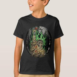 元のロゴ Tシャツ
