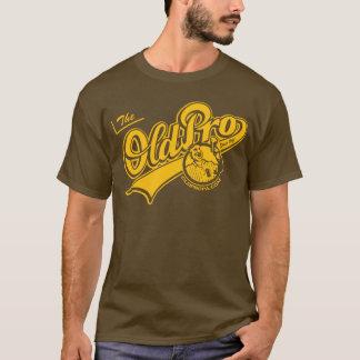 元の古いプロ(goldenrod) tシャツ