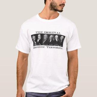 元の国内テロ Tシャツ